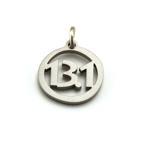 13.1 Stainless Steel Charm