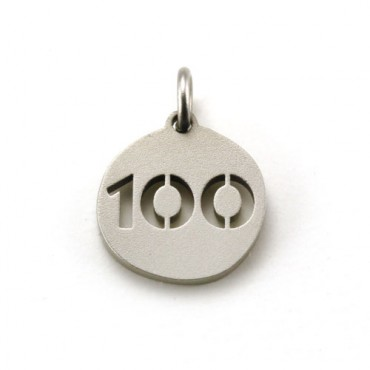 Century/100 Charm Necklace