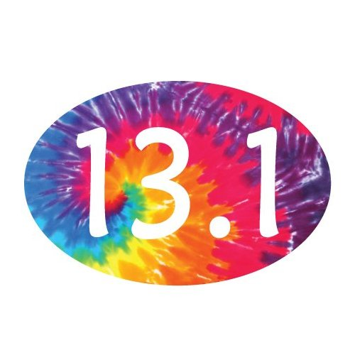 13.1 Oval Car Magnet