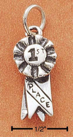 1ST PLACE RIBBON CHARM