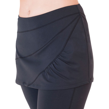 Heartbreaker Skirt with leggings