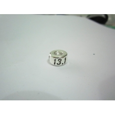 13.1 Silver Plated Pandora Style Bead
