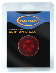 Nathan Clip-On LED