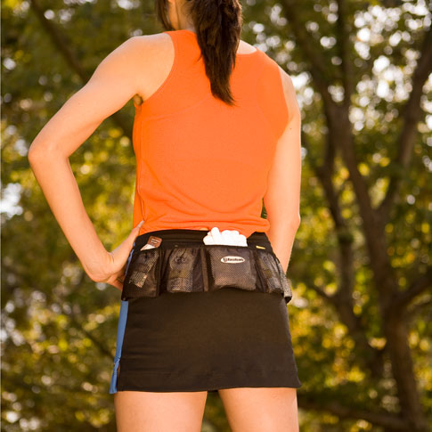 Race Ready Long Distance Running Skirt