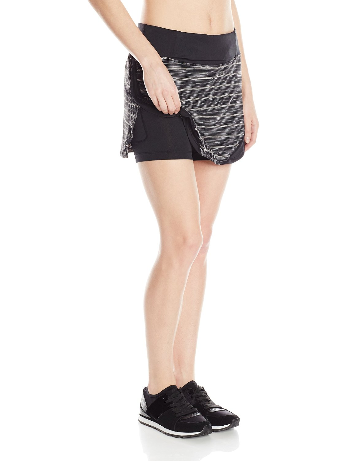 Skirt Sports Race Magnet Skirt with Shorties