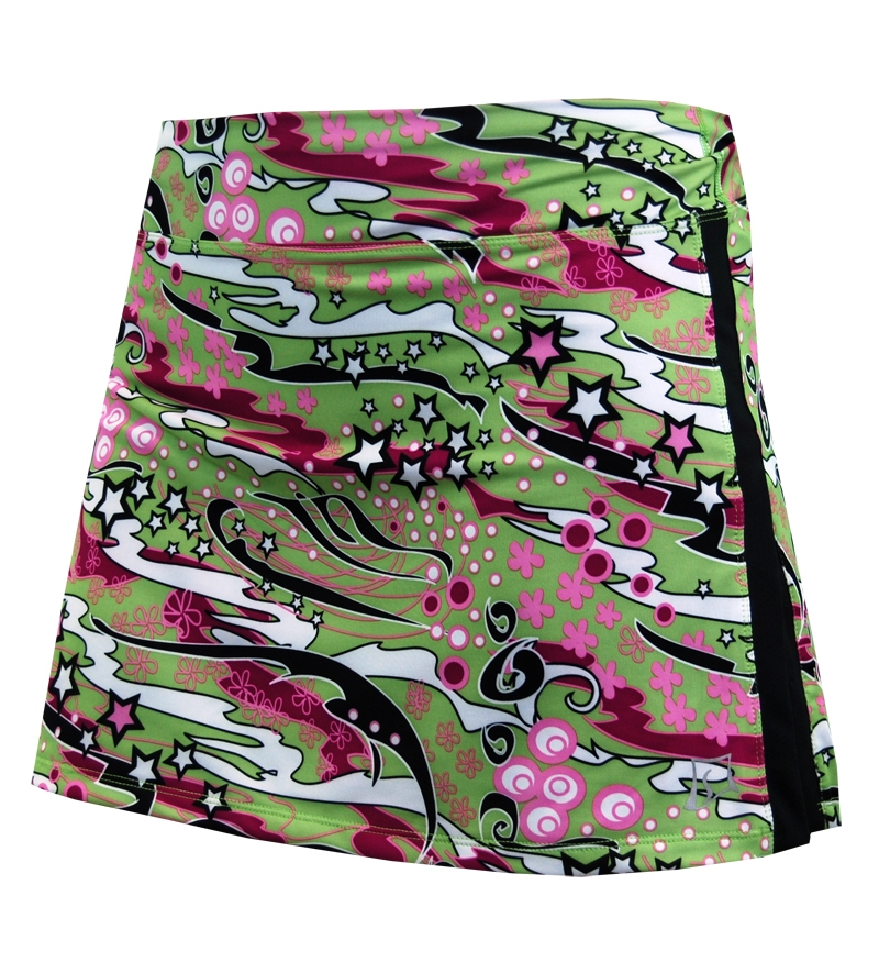 Skirt Sports Gym Girl Ultra Super Hero Running Skirt