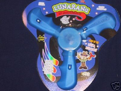LunaRang Light Up Boomerang