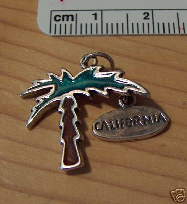 Palm Tree California Charm