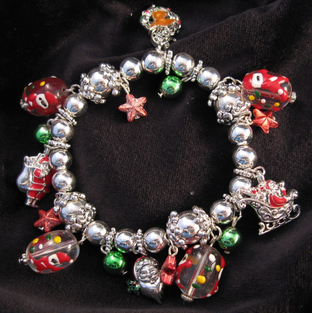 Holiday Fashion Bracelets