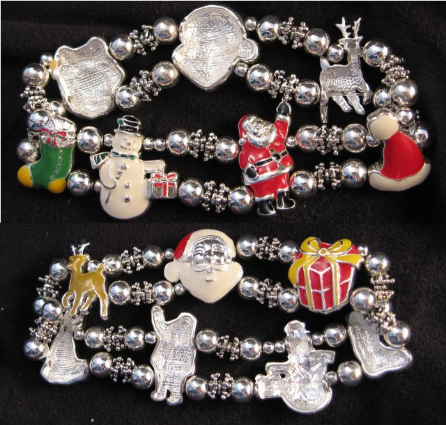 Double Strand North Pole Bracelet