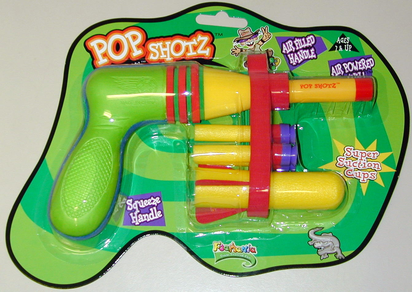 Pop Shotz Air Shooter