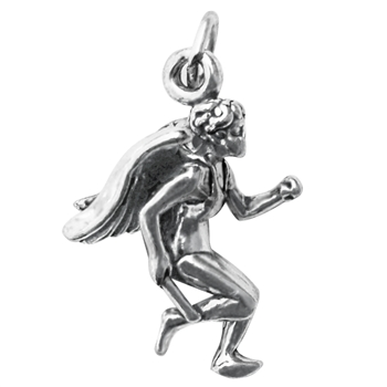Guardian Angel of Running charm